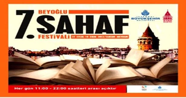 7. Beyoğlu Sahaf Festivali Bitmeden Yetişin