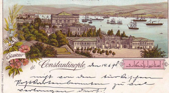 Kartpostal, Nümismatik ve Filateli Müzayedesi